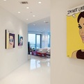 Pop Art Interior by Laura U Design