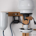 Porcelain Espresso Machine