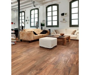 Porcelain Wood Tile Floors for a Modern or Rustic Space