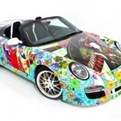 Porsche 911 Speedster Art Car