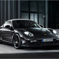 Porsche Cayman S Black | Limited Edition