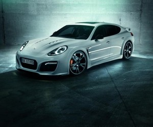 Porsche Panamera Turbo GrandGT Kit
