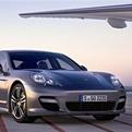 Porsche's 550HP Panamera Turbo S