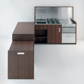 Portable Kitchen by Targa Italia