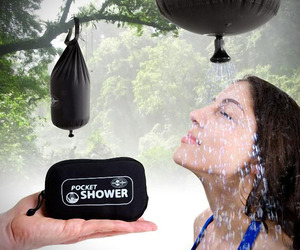 Portable Pocket Shower by Sea to Summit