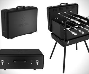 Portable Rotisserie Grill | Epicoa