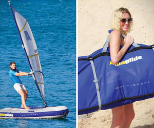 Portable Sailboat & Windsurfer