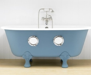Porthole Tub from Water Monopoly