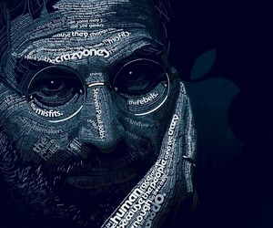 Portrait of Steve Jobs by Dylan Roscover