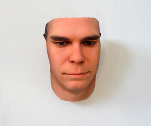Portraits Produced From DNA on discarded objects