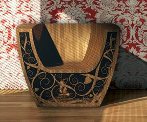 Valuma, Portuguese Chair Inspired by Caravels