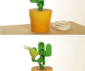 Power Cactus by Manifattura&Design