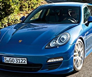 Practical Performer: 2012 Porsche Panamera S Hybrid
