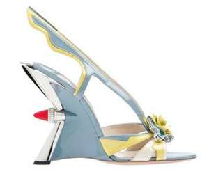 Prada Spring 2012 Shoe Collection