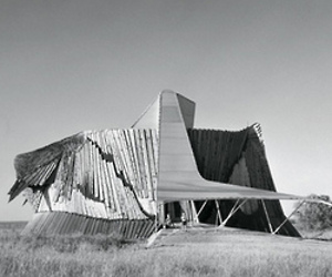 Prairie Chicken House by Herb Greene