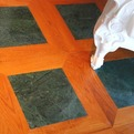 Pre-assembled Stone and Wood Tiles | WOODANDSTONE