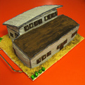 Prefab Off Grid Net Zero House Kit CAKE!!!!