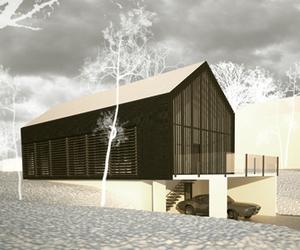 Prescott Passive House by Studio 804 nearly complete