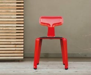 Pressed Chair | Harry Thaler