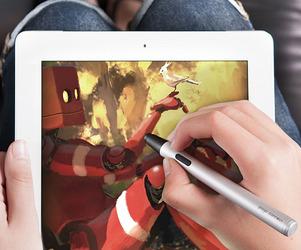 Pressure Sensitive Smart Pen for iPad