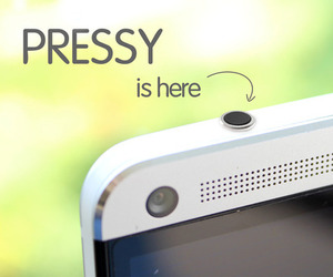 Pressy - the Almighty Android Button!
