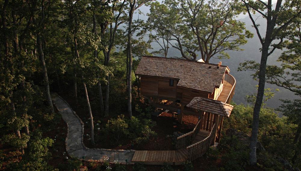 Primland S New Tree House Retreat