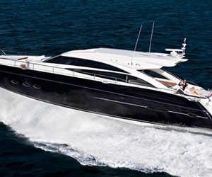 Princess Yachts' New Reign