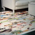 Printed Wood Flooring by Model Hardwood