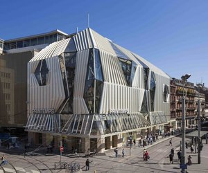 Printemps Store in Strasbourg by Christian Biecher