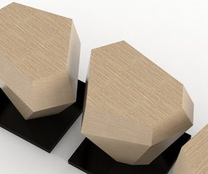 Prism Tables by Jason Phillips