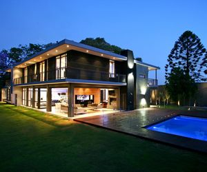 Private Contemporary Residence in Johannesburg