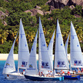 Pro Am Regatta Sets Sail