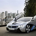 Production-Bound i8 Is a Glimpse into BMW's Future