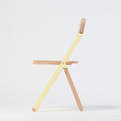 Profile Chair by Knauf and Brown