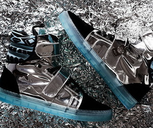 Propulsion Hi Sneakers by limited Edt and Android Homme
