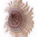 Psychedelic Sculptures by Jen Stark