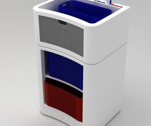 Pulito:  Hand Washing tank by Victor Ataide