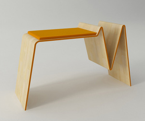 Pulse, Seating by Tank Design Studio