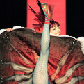 Punks Meets Cancan In Gaultier's 2011 Haute Couture