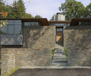 Purchase Residence, NY, by Cutler Anderson Architects