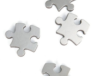 Puzzle Shape Magnets by Dulton Co., Ltd.