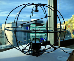 Puzzlebox: Brain-Controlled Helicopter