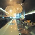 Qantas Business Lounge, Singapore by Woods Bagot