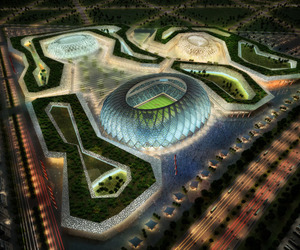 Qatar Unveils Designs for 2022 FIFA World Cup Stadiums