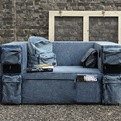 Q&M and Eastpak Sofa Collection II
