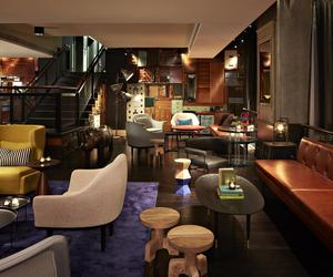 QT Sydney Hotel by Woodhead architects