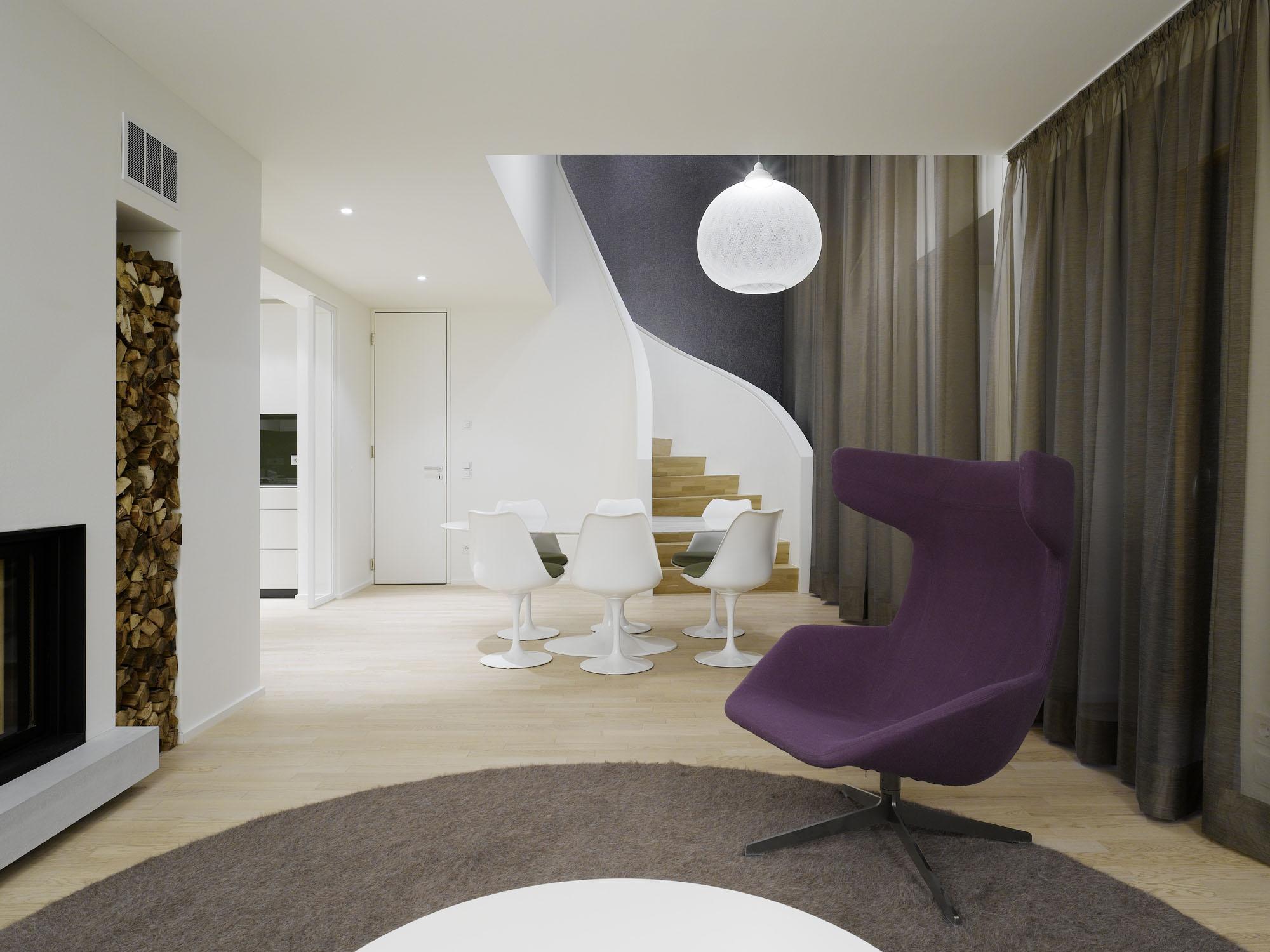 Ippolito Fleitz quant 1 apartment by ippolito fleitz