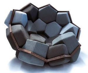Quartz Crystal Resembling Armchair