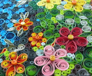 Quilling Works by MaD