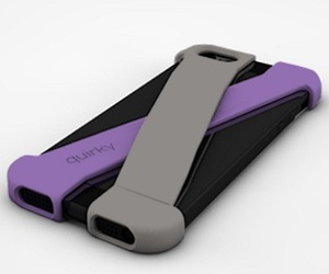 Quirky Crossover iPhone 5 Case